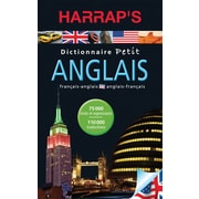 French Reference Book - Harrap's Petit Anglais-Francais