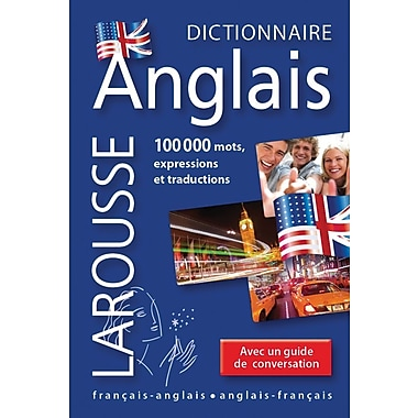 French Reference Book - Larousse Mini Francais-Anglais