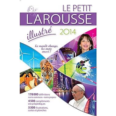 Larousse - Petit Larousse illustré 2014