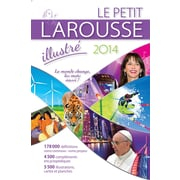 French Reference Book - Le Petit Larousse Illustre 2014
