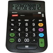 Staples BD-8512 12-Digit Big-Number Desktop Calculator