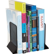 Staples® Wire Mesh Bookend, Black