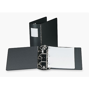 Acco® Metal Hinge Elliptical Ring Binder, 3
