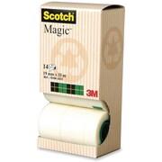 Scotch® - Ruban Magic™ avec distributeur en tour, paq./14