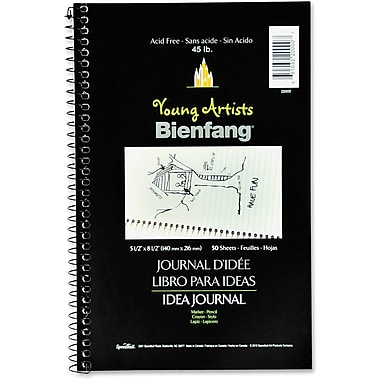 Bienfang® Sketch/Write Idea Journal, 5-1/2