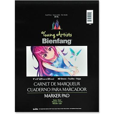 Bienfang® Marker Pad, 9