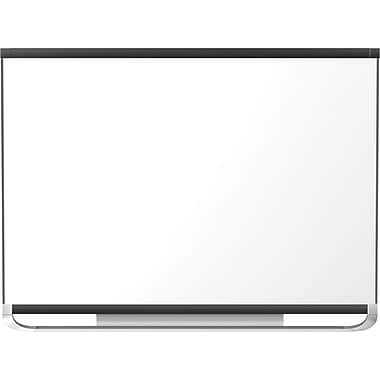 Quartet® Prestige® 2 Magnetic Total Erase® Boards, Graphite Frame