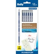 Staedtler Rally #2 HB Woodcased Pencils, Dozen