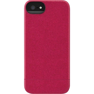 Incase Crystal Slider Case for iPhone 5, Raspberry