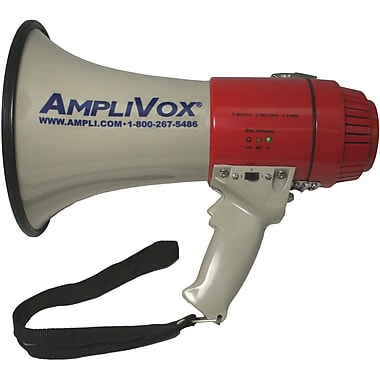 Amplivox Mity-Meg 15-watt Megaphone