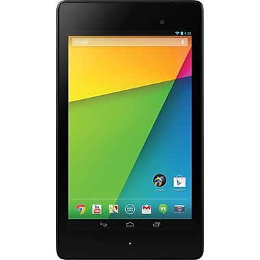 Google Nexus 7 Tablet, 32GB (NEXUS7ASUS-2B32)