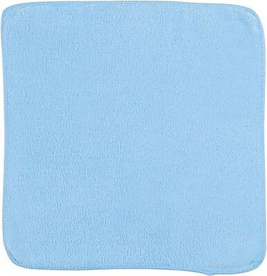 Rubbermaid® Light Commercial Microfiber Cloths, 12