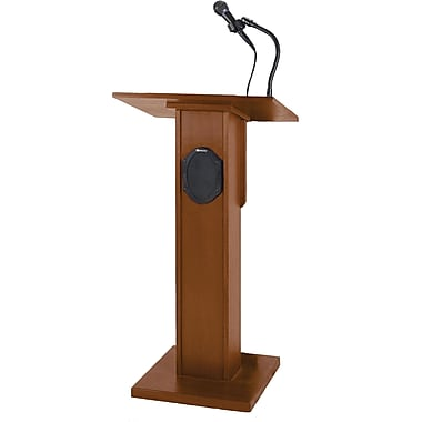 Amplivox Elite Lectern With Sound System