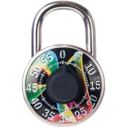 Dudley 3-Digit Combination Lock, Assorted Graphics