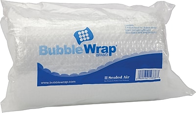 ShurTech Sealed Air Barrier Bubble Wrap® with Dispenser Box, 3/16, 12