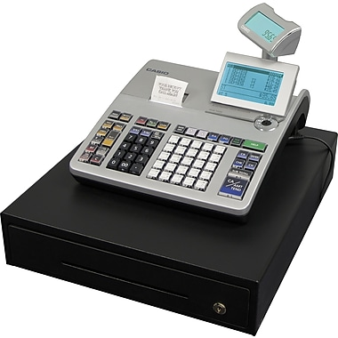 casio pcr t520l cash register single printer staples. Black Bedroom Furniture Sets. Home Design Ideas