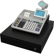 Casio PCR-T520L Cash Register, Single Printer