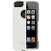 Otterbox Commuter Cases for iPhone 5/5S, White/Gunmetal Grey