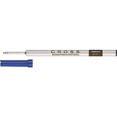 Cross Medium Porous Point Refill For Cross Selectip Pens, Each, Blue