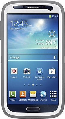 Otterbox Defender Cases for Galaxy s4, White / Gunmetal Gray