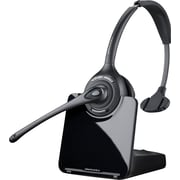 Plantronics® 88284-01 Wireless Over The Head Headset With Mic