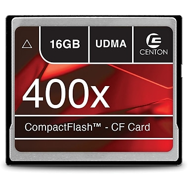 Centon 16GB 400X CompactFlash Memory Card