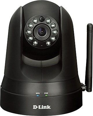 D-Link DCS-5010L Day/Night Network Camera