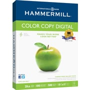 "Hammermill® Colour Copy Digital FSC-Certified Paper, 28 lb., 100 Bright, 8.5"" x 11"""