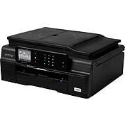 Brother Work Smart MFC-J870DW USB, Wireless, Network Ready Color Inkjet All-In-One Printer