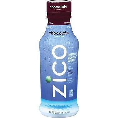 Zico® Natural Coconut Water, 14 oz, 12/case