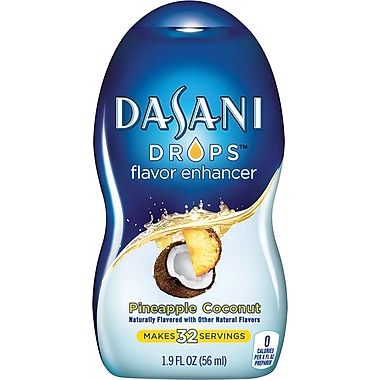 Dasani® Drops, Pineapple Coconut, 1.9 oz., 6/pack