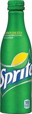 Sprite®, 8.5 oz. Aluminum Bottles, 24/Pack
