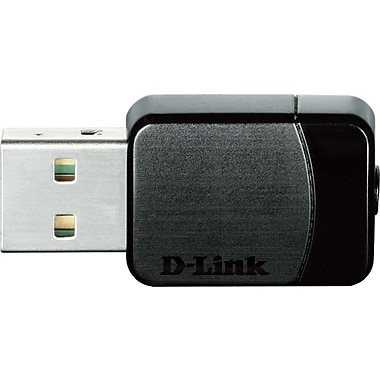 D-LINK Wireless AC Dual Band USB Adapter (DWA-171)