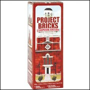 Floracraft® 'Landmark Edition' Project Bricks, 285 Pieces
