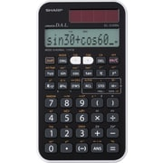 Sharp® - Calculatrice scientifique EL510RB (160 fonctions)
