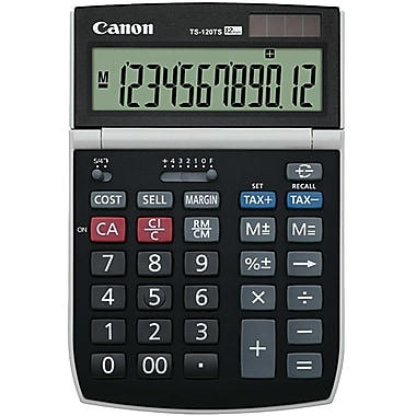 Canon® TS-120TS Tax Calculator