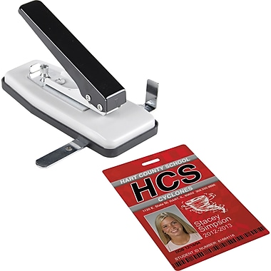 IDville ID Badge Slot Punch