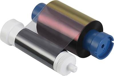 IDville 300-Print ID Badge Printer Ribbon- Color