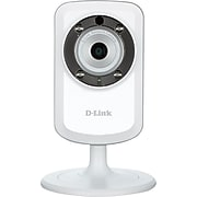 D-Link® DCS-933L Cloud Wireless IP Camera With Day/Night, 640 x 480