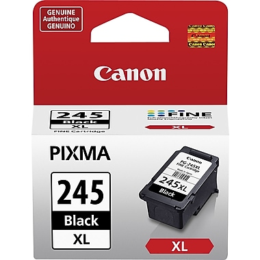 Canon PG-245XL Black Ink Cartridge (8278B001), High Yield