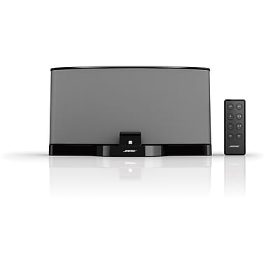 Bose® SoundDock® Series III Digital Music System, Gloss Black