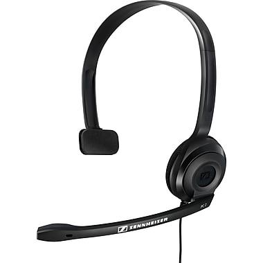 Sennheiser – Casque d'écoute monaural PC 2 porté autour de la tête