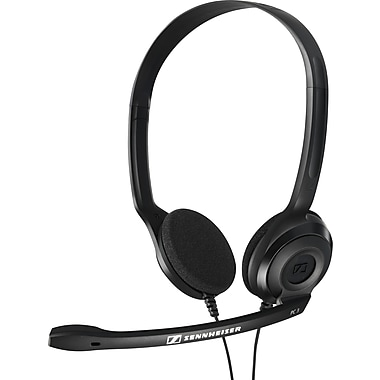 Sennheiser PC 3 Chat Over The Head, Binaural VoIP Headset