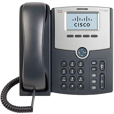 CiscoMD – Téléphone IP à 1 ligne avec commutateur GbE à 2 ports, PoE et écran ACL