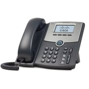 Cisco® 1-Line IP Phone with Display POE and PC Port