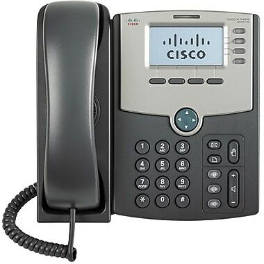 CiscoMD – Téléphone IP à 4 lignes avec 2 ports commutateurs à 1 Gb/s, PoE, écran ACL