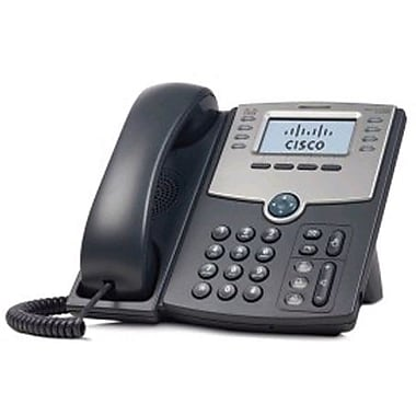 Cisco® 8-Line IP Phone with Display POE and PC Port
