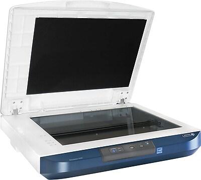 Xerox DocuMate 4700, flatbed scanner