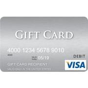 Visa® $300 Gift Card