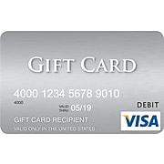 Visa® $200 Gift Card